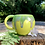 Thumbnail: Sorsha Mug in Pear Flux with Bloom Inside