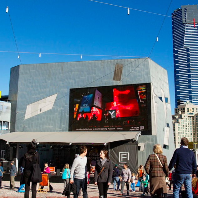 Nordic Outbreak at Federation Square, Melbourne, Australia