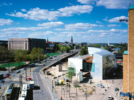 Nordic Outbreak at Museum of Contemporary Art Kiasma, Finland