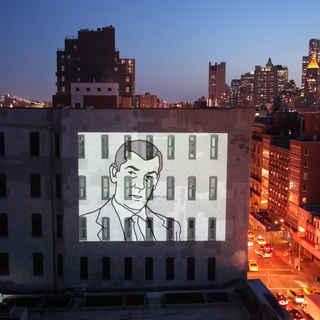 ... at the Bowery, NYC