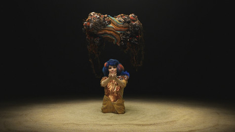 Björk & Andrew Thomas Huang