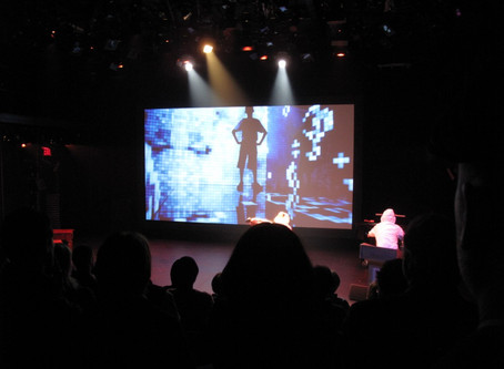 """""""We Write This To You From The Distant Future"""" exhibition/performance at Juilliard at Lincoln Center"""