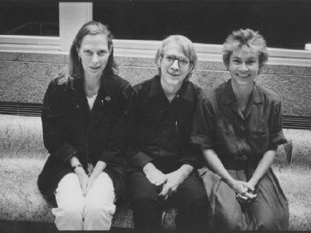 JOHN CAGE TRIBUTE: Tom Shannon Tom Kovachevich, Jackie Matisse, Molly Davies, David Tudor