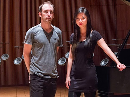 Vicky Chow plays Steve Reich and Tristan Perich works for piano and technology