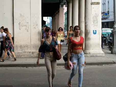 Havana's street art after Castro's death by Alice Arnold