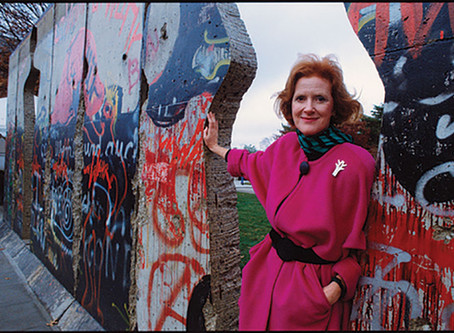 Press release: BREAKTHROUGH Exhibition Celebrates the Fall of the Berlin Wall