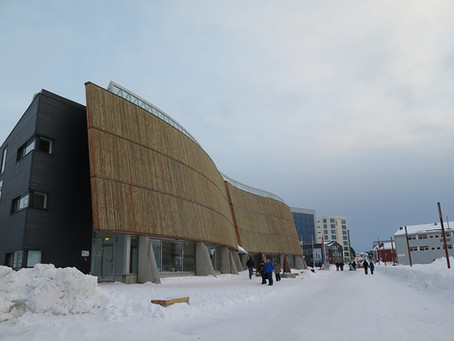 Nordic Outbreak at Katuaq the Cultural Centre of Greenland