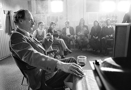 Marshall McLuhan: Art as Distant Early Warning System