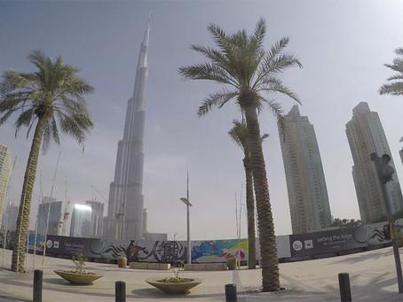In Dubai, Imagining Future Cities
