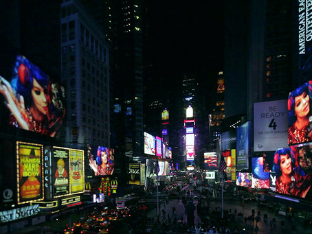 """Times Square Arts and Streaming Museum Go Global with Björk's """"Mutual Core"""""""