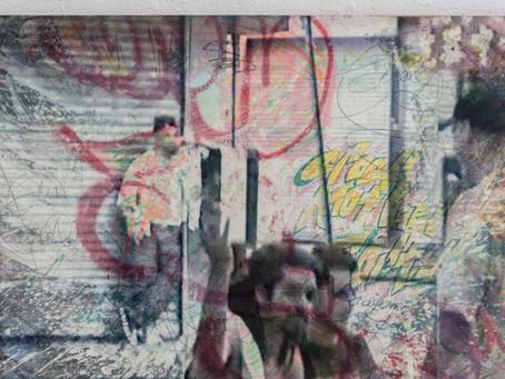Pablo Power's art looks at an urban wilderness