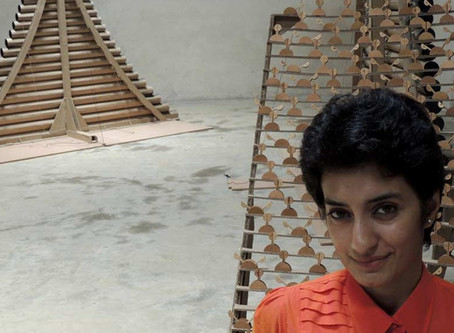 Aparna Rao: tech + art that plays with behavior patterns and emotional responses