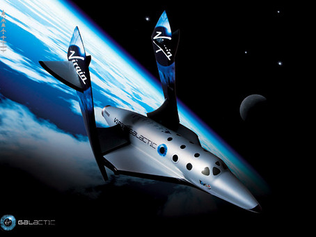 Michael Najjar Plans Virgin Galactic Space Travel