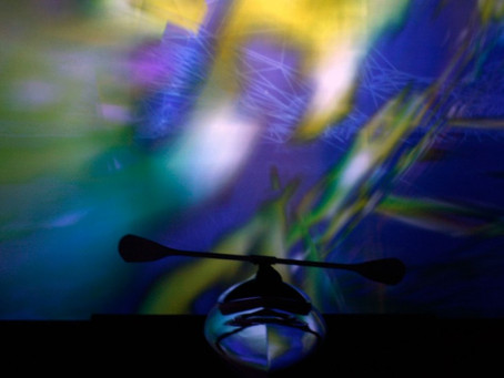 VOYAGE TO THE VIRTUAL, Nordic art, at Scandinavia House, NYC
