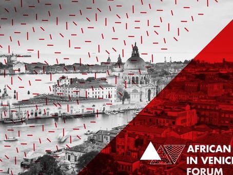 The African Art In Venice Forum