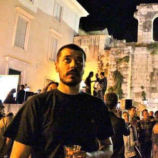 ... in Split, Croatia
