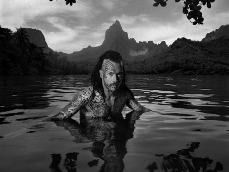 "Chris Rainier, ""Ancient Marks: Sacred Origins of Tattoos and Body Marking"""