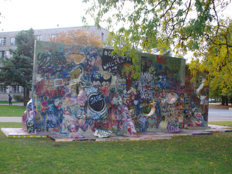The Berlin Wall Project, Boston College