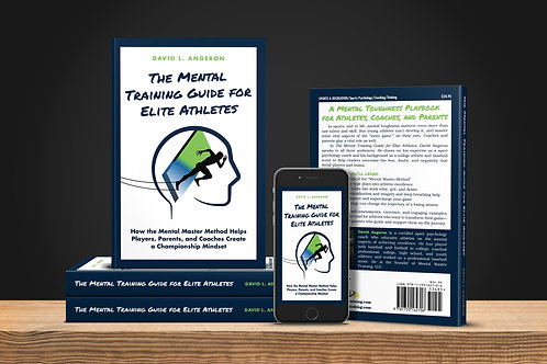 THE MENTAL TRAINING GUIDE FOR ELITE ATHLETES