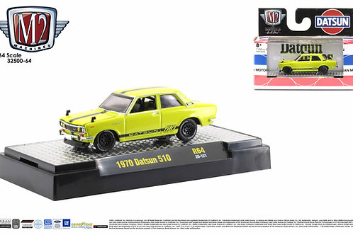 M2 Auto Thentics 64 1970 Datsun 510