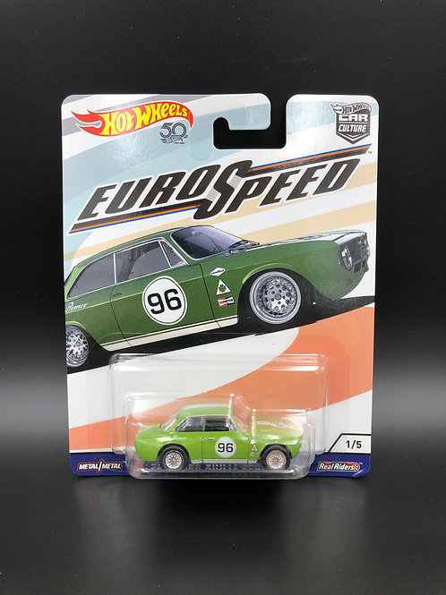 Hot Wheels Car Culture Euro Speed Alfa Romeo