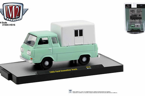 M2 Hobby Dealers 1965 Ford Econoline Truck with Camper