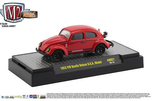 M2 Auto Mods 7 1953 VW Beetle Deluxe