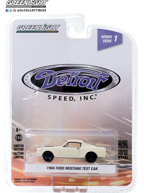 Greenlight Detroit Speed Series 1 1966 Ford Mustang