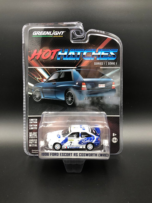 Greenlight Hot Hatches 1 1996 Ford Escort RS Cosworth