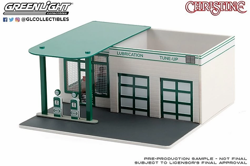 Greenlight Mechanics Corner 7 Hollywood Christine Mobic Service Station