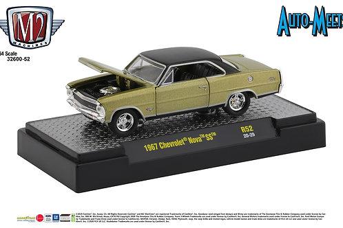 M2 Auto Meets 1967 Chevy II Nova SS
