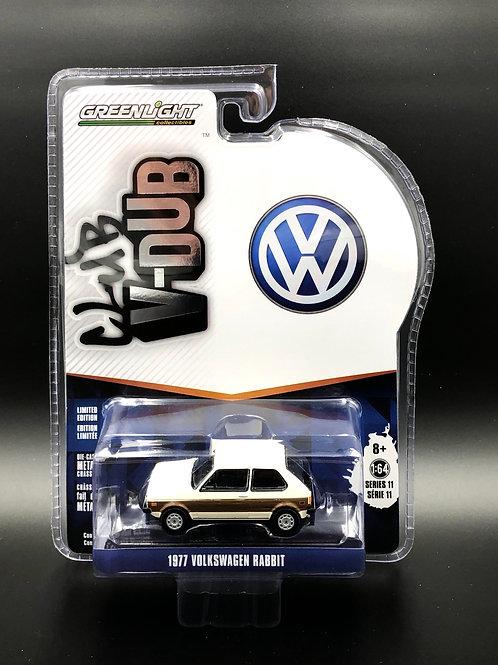 Greenlight Club V-Dub 11 1977 VW Rabbit