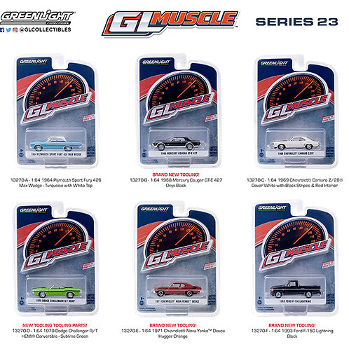 GL Muscle 23 Sealed Inner Complete Set