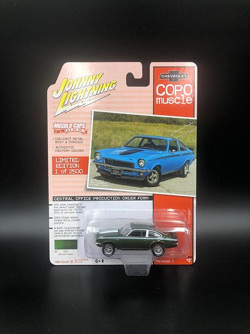 Johnny Lightning COPO Muscle 2 1971 Chevy Vega Yenko Stinger