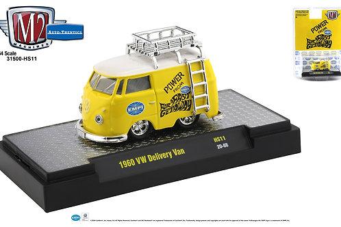 M2 Hobby Dealers EMPI 1960 Delivery Van