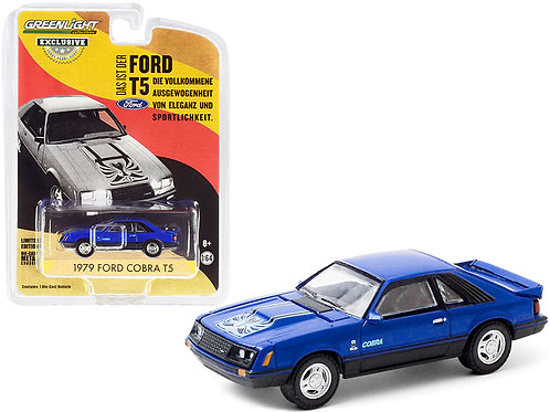 Greenlight Hobby Exclusive 1979 Ford Cobra Mustang