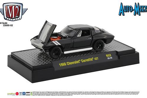 M2 Auto Meets 1966 Chevy Corvette 427