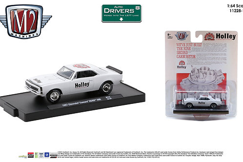 M2 Drivers 72 1967 Chevy Camaro SS/RS 396