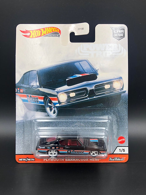 Hot Wheels Car Culture Power Trip 1968 Plymouth Barracuda Hemi