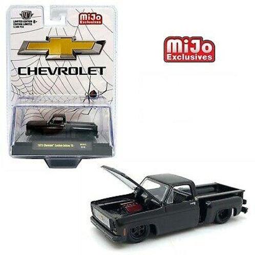 M2 MiJo 1973 Chevy Custom Deluxe 10 Black Widow