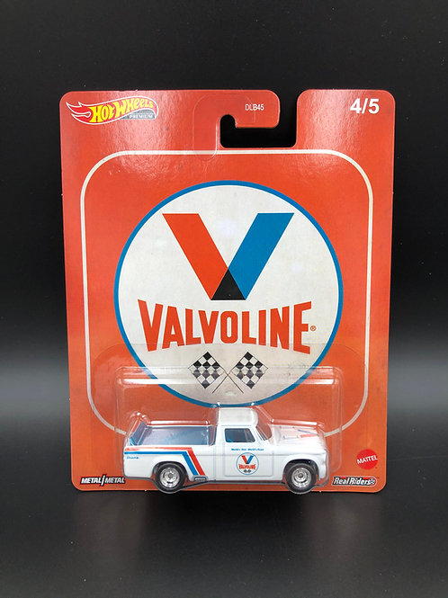 Hot Wheels Pop Culture Fuel 1963 Studebaker Champ Valvoline