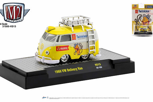 M2 Hobby Dealers 1960 VW Delivery Shorty Twinkies Van