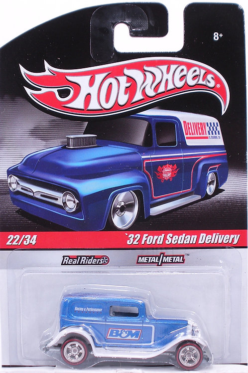 Hot Wheels Delivery 1932 Ford Sedan Delivery
