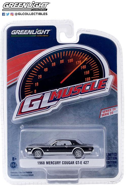 GL Muscle Series 23 1968 Mercury Cougar GT-E 427