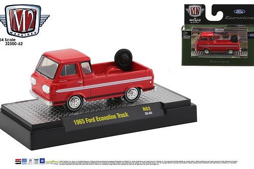 M2 Auto Trucks 1965 Ford Econoline Pick Up Truck
