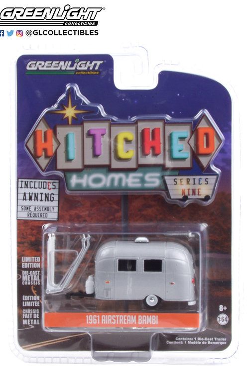 Greenlight Hitched Homes Airstream Bambi