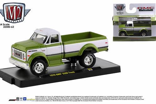 M2 Auto Trucks 63 1970 GMC 5500 Pick Up Truck