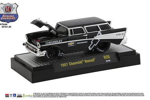 M2 Ground Pounders 20 1957 Chevy Nomad Station Wagon
