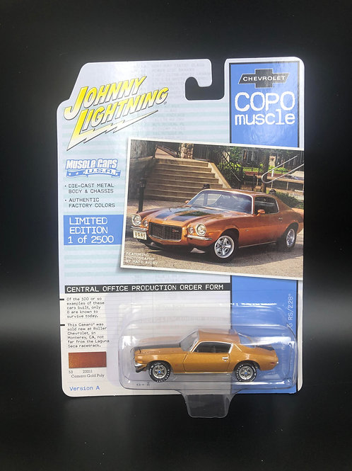 Johnny Lightning COPO Muscle 2 1970 1/2 Chevy Camaro RS/Z28