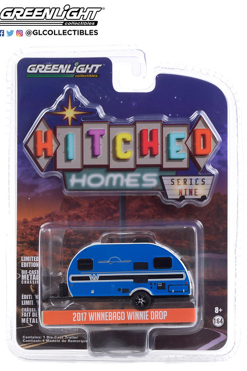 Greenlight Hitched Homes 9 2017 Winnebago Winnie Drop